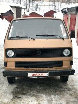 Фольксваген транспортер 1990 года купить купить транспортер т5 в европе