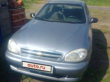 Купить Chevrolet Lanos пробег 155 200.00 км 2008 год выпуска