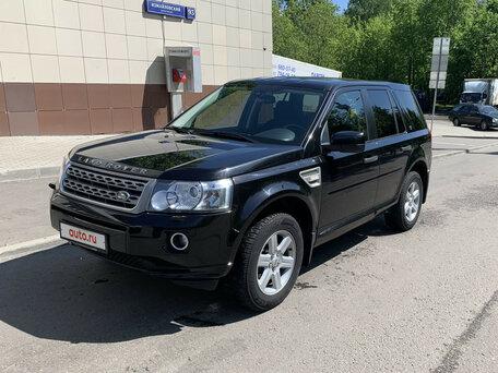 Купить фрилендер 2 с пробегом в москве в автосалоне как заработать деньги перепродажа авто