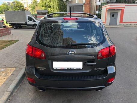 Купить Hyundai Santa Fe пробег 182 000.00 км 2006 год выпуска