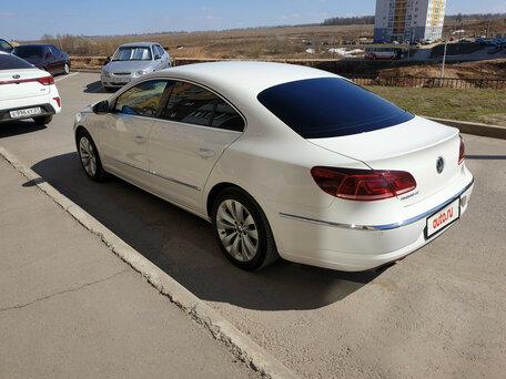Купить Volkswagen Passat CC пробег 73 000.00 км 2014 год выпуска