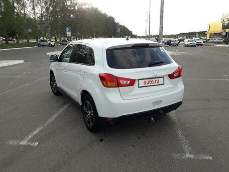 Купить Mitsubishi ASX пробег 112 000.00 км 2013 год выпуска