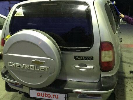 Купить Chevrolet Niva пробег 111 000.00 км 2003 год выпуска