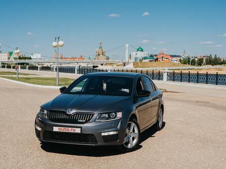 Купить Skoda Octavia пробег 130 000.00 км 2014 год выпуска