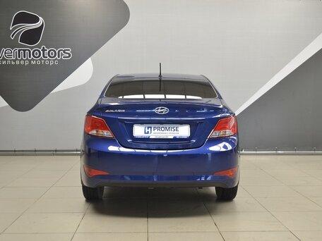 Купить Hyundai Solaris пробег 34 000.00 км 2016 год выпуска