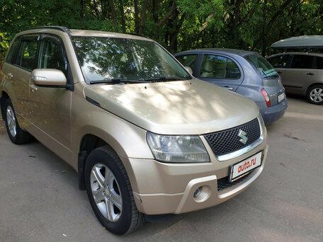 Купить Suzuki Grand Vitara пробег 81 466.00 км 2008 год выпуска