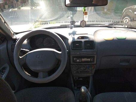 Купить Hyundai Accent пробег 180 000.00 км 2005 год выпуска