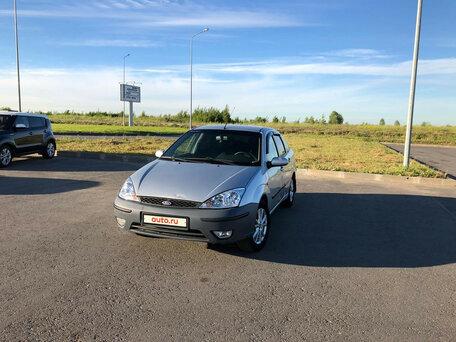 Купить Ford Focus пробег 205 500.00 км 2004 год выпуска