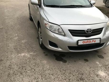 Купить Toyota Corolla пробег 305 161.00 км 2007 год выпуска