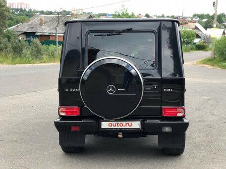 Купить Mercedes-Benz G-klasse пробег 156 000.00 км 2008 год выпуска