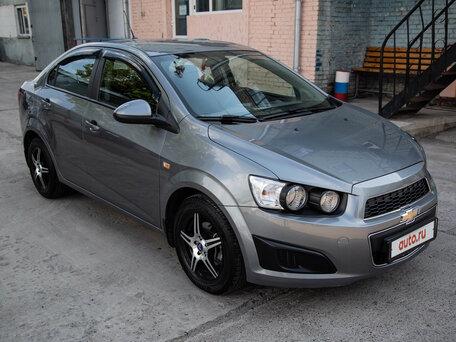 Купить Chevrolet Aveo пробег 79 656.00 км 2014 год выпуска