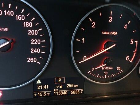 Купить BMW X3 пробег 115 840.00 км 2014 год выпуска