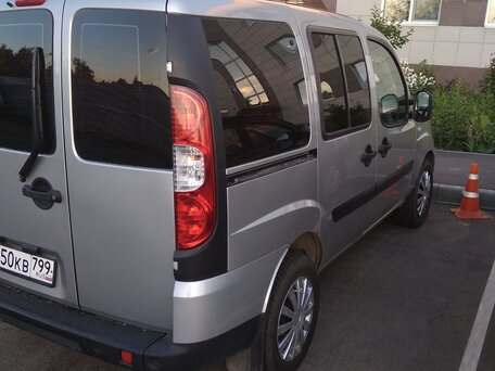Купить FIAT Doblo пробег 121 000.00 км 2009 год выпуска