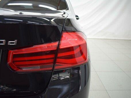 Купить BMW 3 серия пробег 28 578.00 км 2017 год выпуска