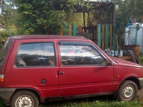Купить ЛАДА (ВАЗ) 1111 Ока пробег 63 298.00 км 2002 год выпуска