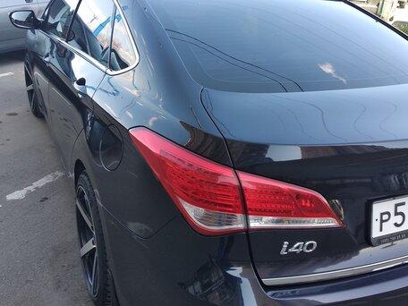Купить Hyundai i40 пробег 113 000.00 км 2013 год выпуска