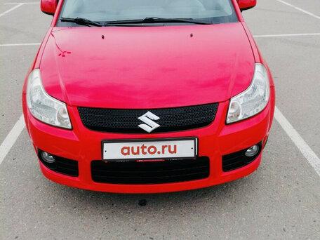 Купить Suzuki SX4 пробег 134 000.00 км 2009 год выпуска