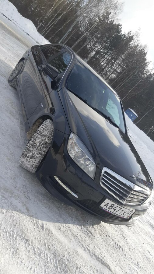 2011 Mercedes-Benz C-Класс  III (W204) 180 BlueEFFICIENCY, чёрный - вид 7