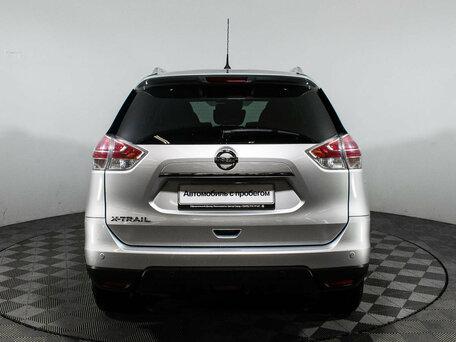 Купить Nissan X-Trail пробег 98 989.00 км 2016 год выпуска