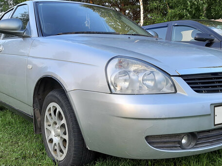 Купить ЛАДА (ВАЗ) Priora пробег 145 000.00 км 2009 год выпуска