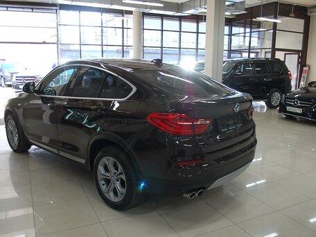 Купить BMW X4 пробег 47 000.00 км 2014 год выпуска