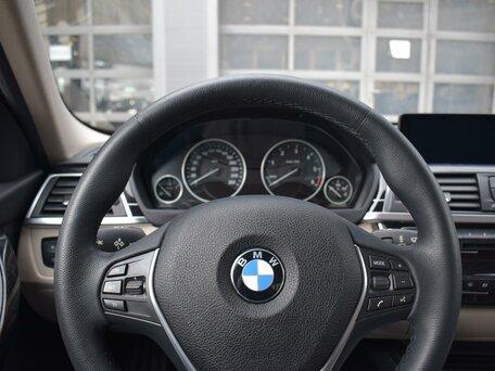 Купить BMW 3 серия пробег 43 024.00 км 2016 год выпуска