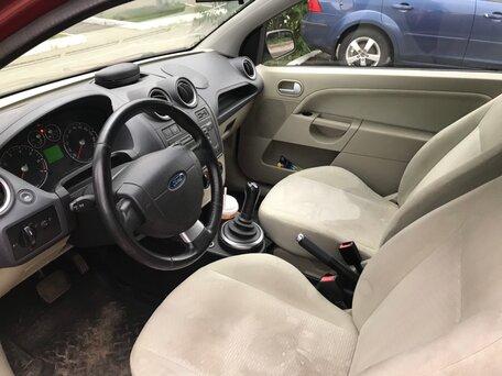 Купить Ford Fiesta пробег 121 000.00 км 2007 год выпуска