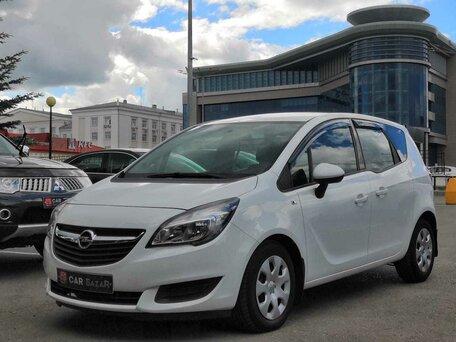Купить Opel Meriva пробег 49 000.00 км 2014 год выпуска