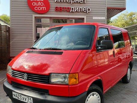Фольксваген транспортер 2000 года дизель размеры сопел элеваторов