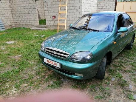 Купить Chevrolet Lanos пробег 241 000.00 км 2007 год выпуска