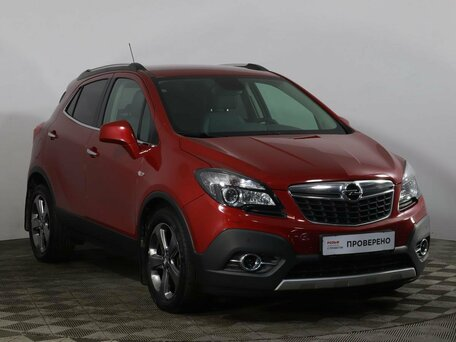 Купить Opel Mokka пробег 60 600.00 км 2014 год выпуска