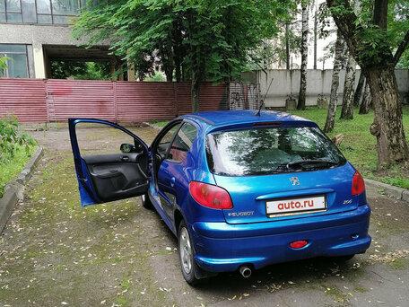 Пежо 206 автосалоны москва все автосалоны mitsubishi lancer в москве