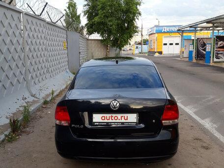 Купить Volkswagen Polo пробег 205 000.00 км 2014 год выпуска