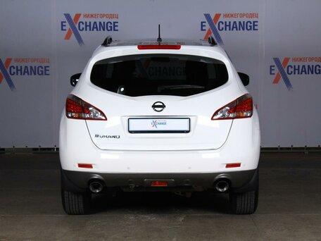 Купить Nissan Murano пробег 30 851.00 км 2013 год выпуска