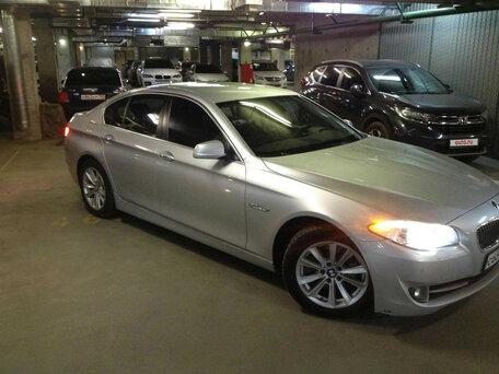 Купить BMW 5 серия пробег 70 000.00 км 2012 год выпуска