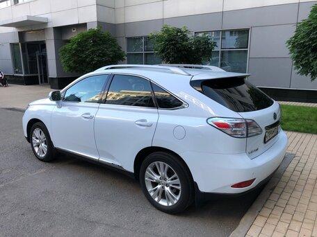 Купить Lexus RX пробег 60 000.00 км 2011 год выпуска