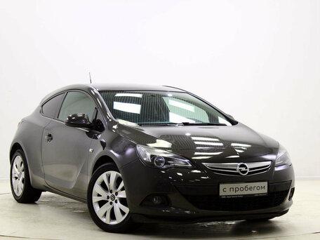 Купить Opel Astra пробег 117 500.00 км 2013 год выпуска