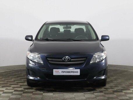 Купить Toyota Corolla пробег 145 211.00 км 2007 год выпуска
