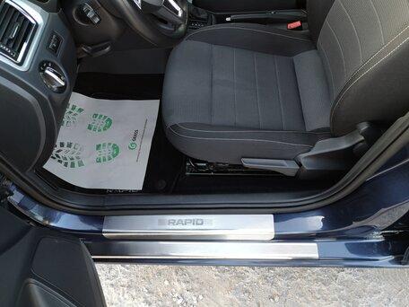 Купить Skoda Rapid пробег 91 000.00 км 2014 год выпуска