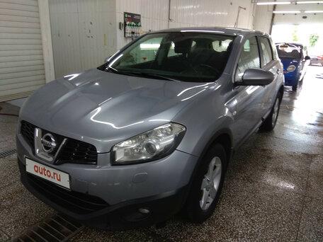 Купить Nissan Qashqai пробег 148 000.00 км 2012 год выпуска