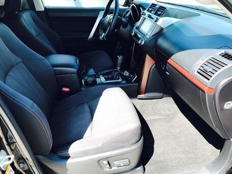 Купить Toyota Land Cruiser Prado пробег 73 000.00 км 2015 год выпуска