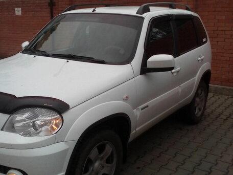 Купить Chevrolet Niva пробег 54 300.00 км 2013 год выпуска