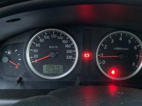 Купить Nissan Almera пробег 210 000.00 км 2005 год выпуска
