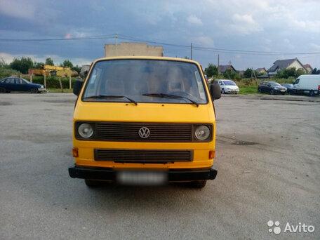 авито авто фольксваген транспортер в калининграде