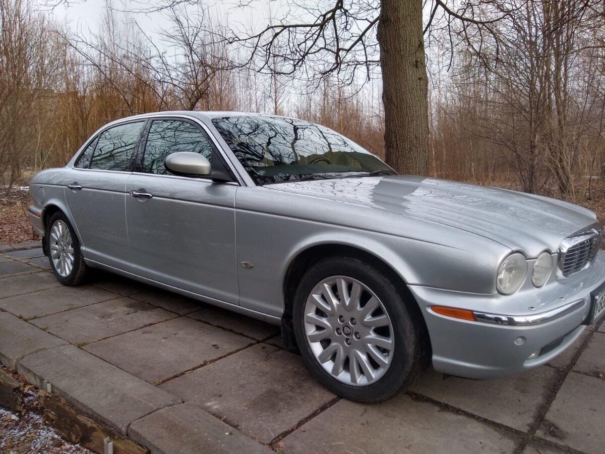 Купить б/у Jaguar XJ III (X350/X358) 4.2 AT (298 л.с ...