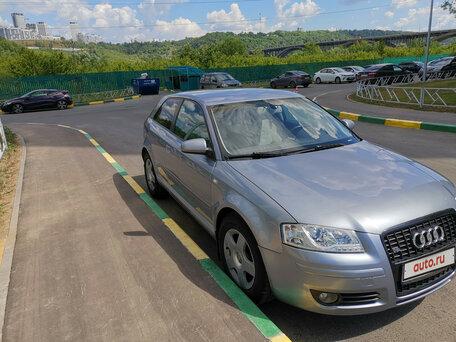 Купить Audi A3 пробег 165 000.00 км 2007 год выпуска