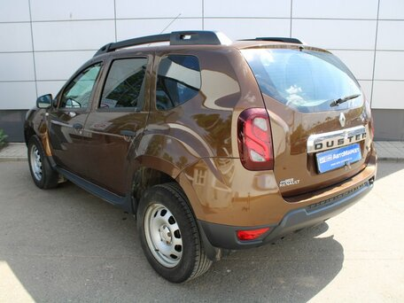 Купить Renault Duster пробег 74 270.00 км 2016 год выпуска