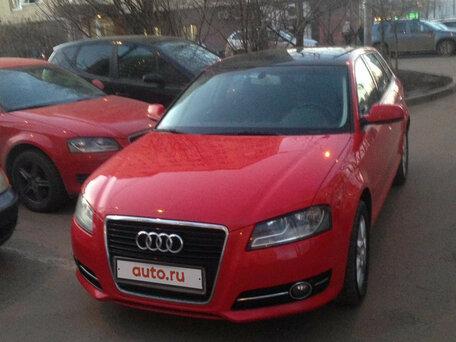 Купить Audi A3 пробег 132 000.00 км 2010 год выпуска