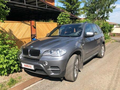 Купить BMW X5 пробег 15 300.00 км 2013 год выпуска