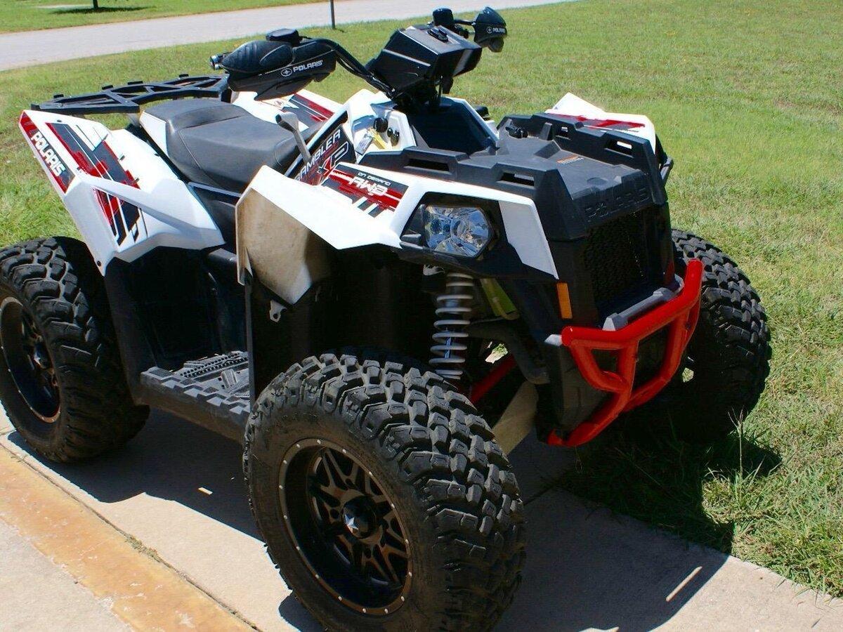 QUADBOSS Front and Rear Wheel Bearing Kits for Polaris Sportsman 90 2001-2003
